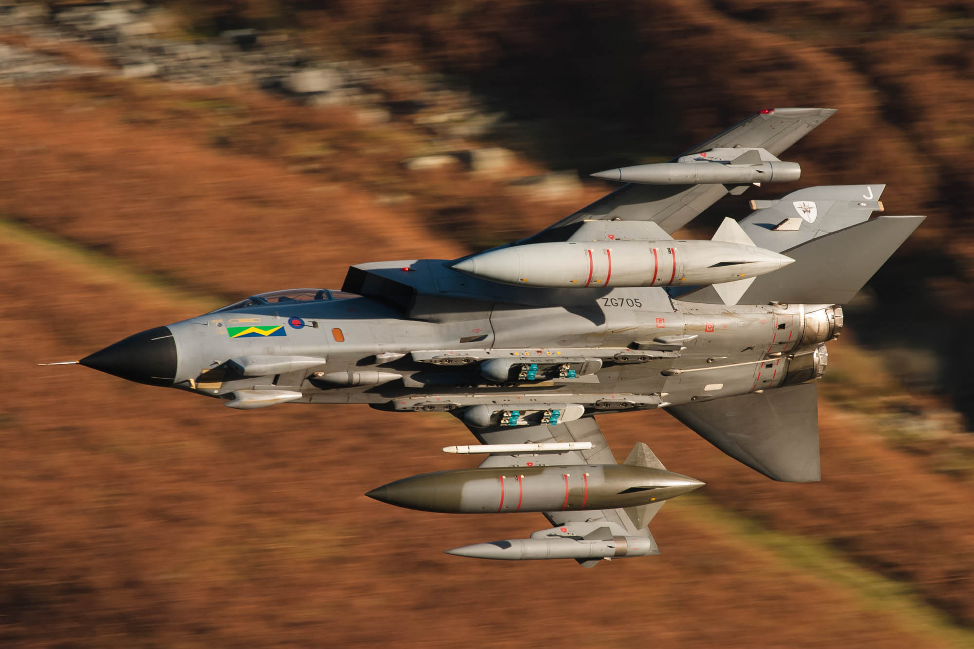 Aviation Photography RAF 13 Squadron