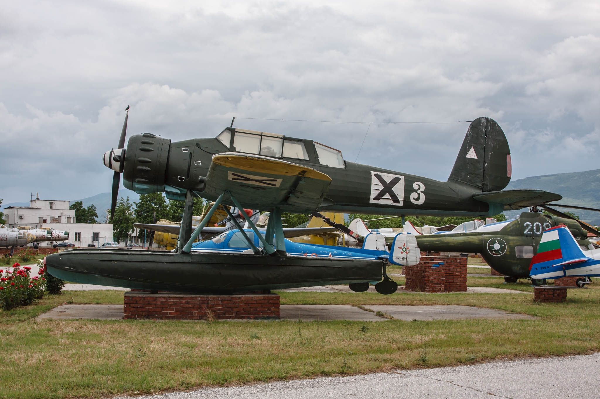 Bulgarian Museum of Aviation Krumovo