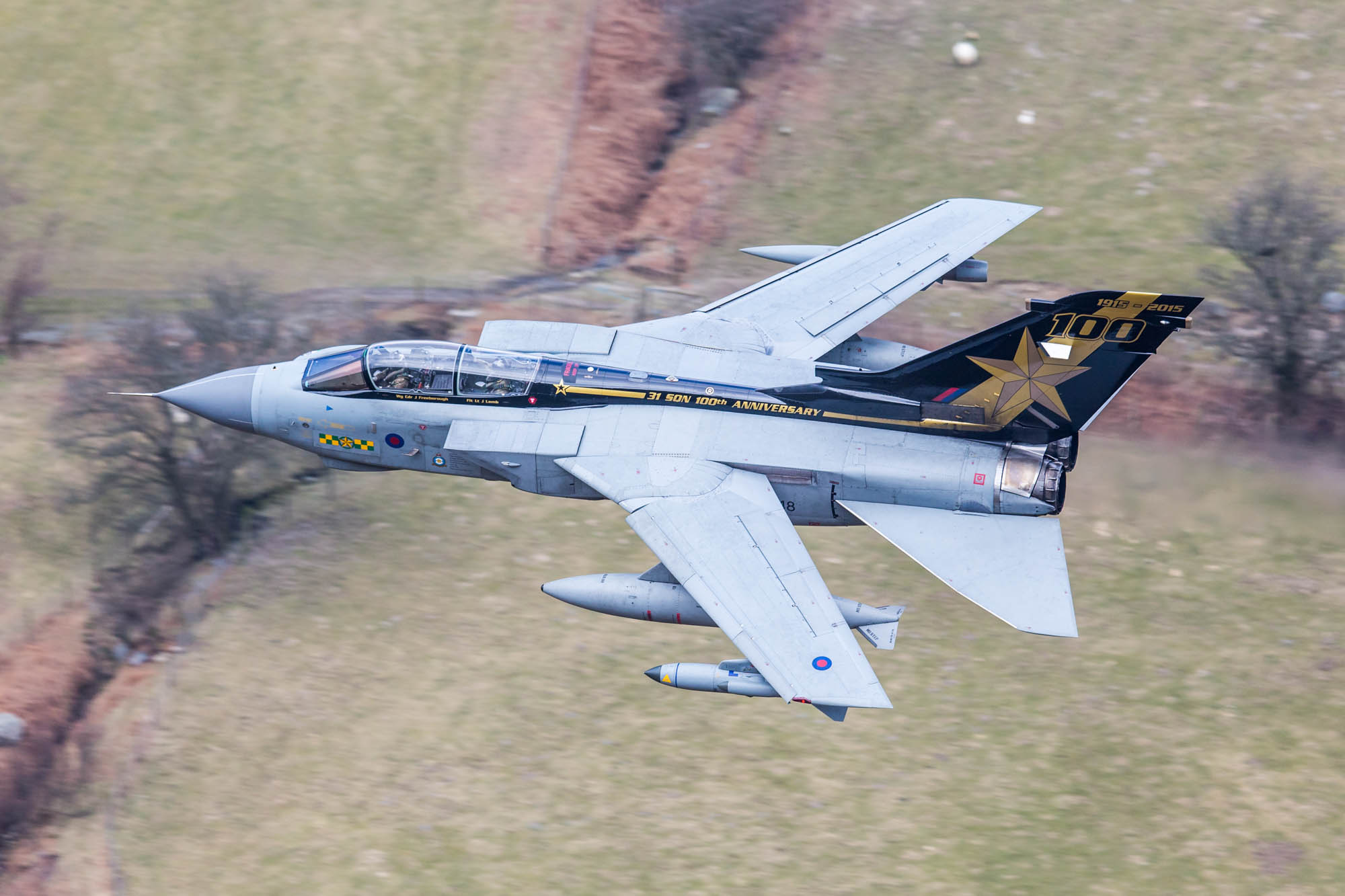Aviation Photography RAF 31 Squadron