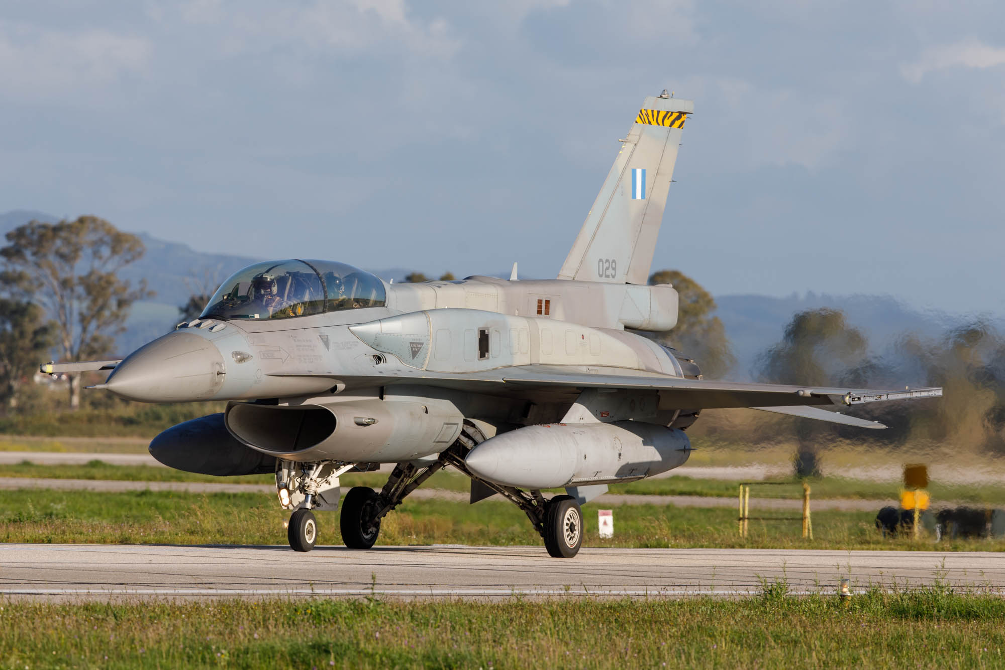 Hellenic Air Force Andravida Iniohos