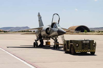 Spanish Air Force Mirage F.1