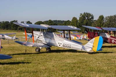 de Havilland Moth Rally