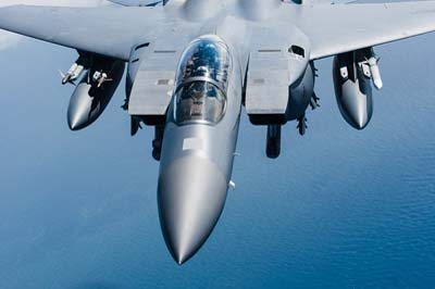 F-15E Strike Eagle Air to Air