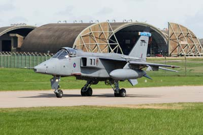 Aviation Photography RAF Coningsby Jaguar
