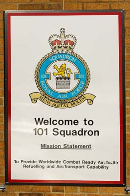 Aviation Photography RAF 101 Squadron