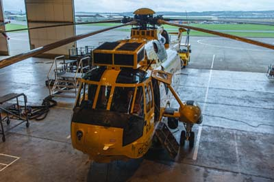 Chivenor air sea rescue