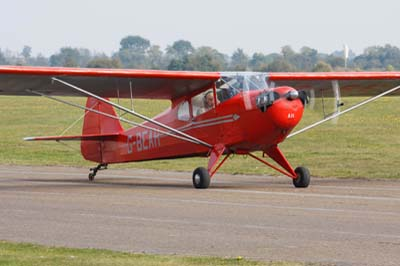 Auster Club Fly-In Bicester
