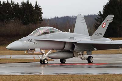 Aviation Photography Payerne F18 Hornet