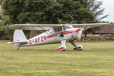 Aviation Photography Luscombe
