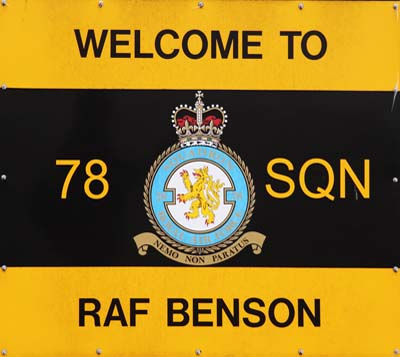Aviation Photography RAF 78 Squadron