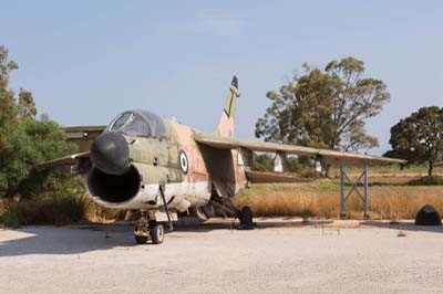 Hellenic Air Force Araxos A7 Corsair