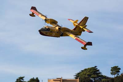 Aviation Photography Vigili Del Fuoco