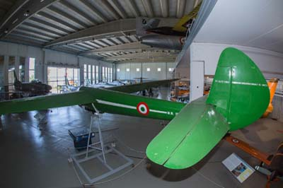Italian Air Force Museum, Vigna di Valle