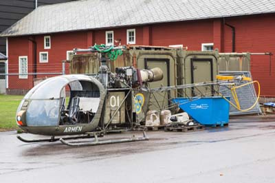 Linkoping Swedish Air Force Museum