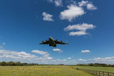 Aviation Photography RAF 99 Squadron