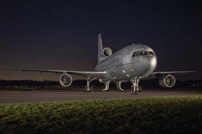 Bruntingthorpe's Cold War Jets