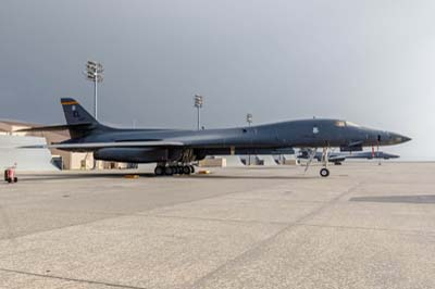 Aviation Photography Ellsworth B-1B