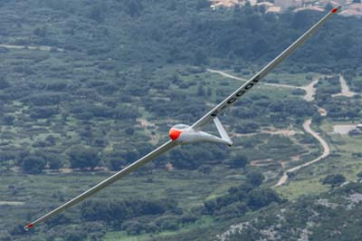 Aviation Photography Gliding