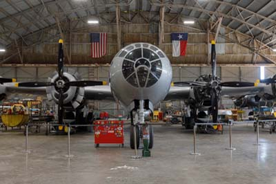 Vintage Flying Museum, Fort Worth